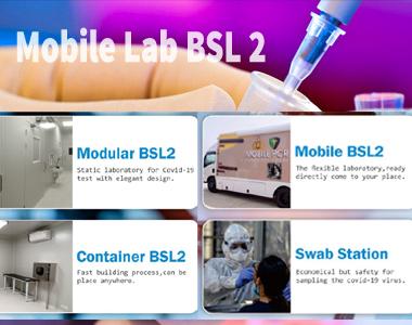 Mobile Lab BSL Lavel 2